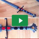schmales, elegantes Schwert / small, elegant sword - Becka Noel Studio 10