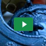 Relief mit Worbla's<sup>®</sup> Black Art / Relief with WBA - Erza Cosplay 4