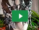 Worbla's<sup>®</sup> Black Art, Aluminium foil Horns – Erza Cosplay