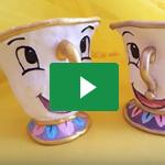 Tassilo selbst basteln / HowTo make Chip - Serakirah Cosplay 2