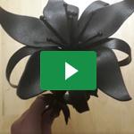 Wunderschöne Blumen basteln / HowTo make beautiful flowers - Sayuri 1
