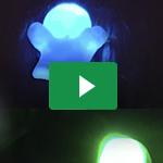 Worbla's<sup>®</sup> Pearly Art - Leuchtend schöner LED Haarschmuck 1