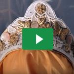 Priesterin Kopfschmuck / Priestess Headpiece – Naruvien Art&Design
