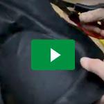 Schulterrüstungen ohne weichen Kern / HowTo make a pauldron without foam - Erza - Cosplay 7