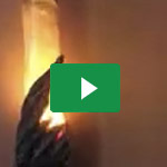 Der erleuchtete Magierstab / MakingOf a glowing crystal for a mage staff - Naruvien Art& Design 4