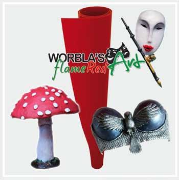 Worbla's Alben
